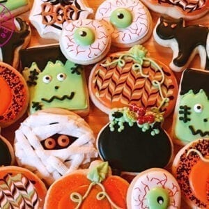 OG Halloween Cookie