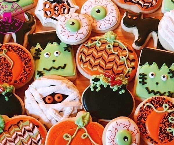 OG Halloween Cookie