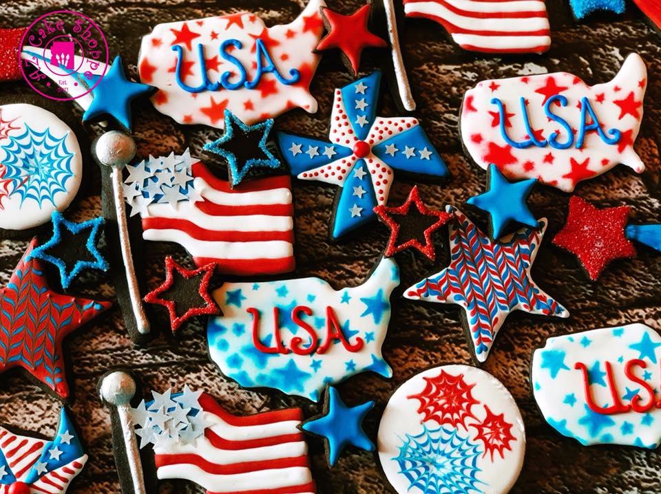 America Cookies
